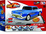 Cast & Paint Kit: Krazy Kars '57 Chevy