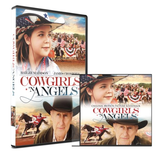Cowgirls n Angels DVD/CD Combo Pack (Cowgirl And Angels)