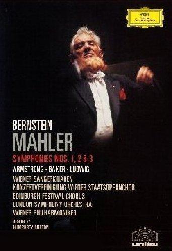 Mahler - Symphonies Nos. 1, 2 & 3 ~ Leonard Bernstein, Sheila Armstrong, Janet Baker, Christa Ludwig, Wiener Philharmoniker, London Symphony Orchestra