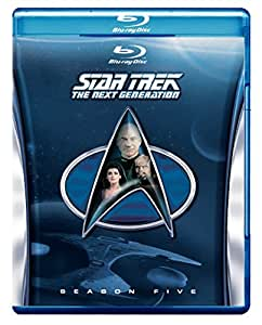 Star Trek: The Next Generation - Season 5 [Blu-ray] (Sous-titres français) [Import]