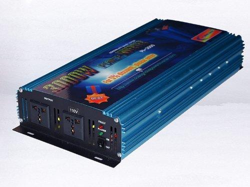6000 Watt Peak 3000 Watt Modified Sine Wave Power Inverter 12 V Dc Input / 220 V-240 V Ac Output 50 Hz Frequency... Black Friday & Cyber Monday 2014