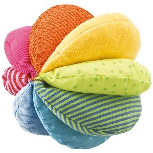 Haba Rainbow Fabric ball - 1