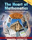 Heart of Mathematics 3rd Edition Instructors Edition
