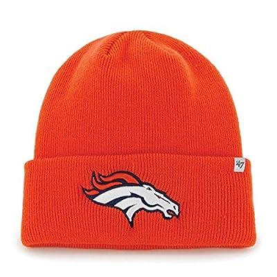 47 Brand Team Color Cuff Beanie Hat - NFL Cuffed Football Winter Knit Toque Cap