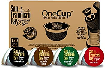 120-Count San Francisco KCup Coffee Variety Pack