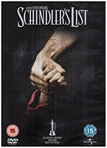 Schindler's List - Special Edition [DVD] (1993)
