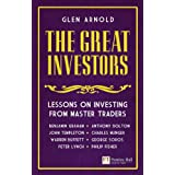 The Great Investors: Lessons on Investing from Master Traders (Financial Times Series)by Glen Arnold