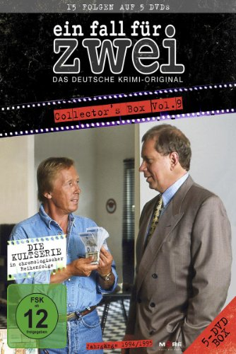 Ein Fall für Zwei - Collector's Box 9 [5 DVDs]