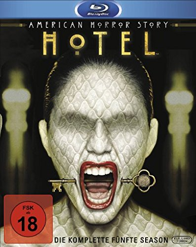 Amer¡can Horror Story-hotel [Blu-ray]