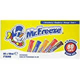 Mr. Freeze Super Size Freezepops 80 x 90ml (Pack of 90 x 90ml)