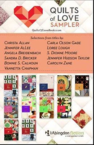 Free Quilts of Love Fiction Sampler - eBook [ePub] (Quilt Books Kindle compare prices)