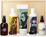 Beardsley-In-The-Box-Beard-Care-Gift-Set-Full-Size-Beard-Shampoo-Beard-Conditioner-Beard-Lotion-and-Beard-Oil