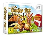 Chicken Riot - Die wilde Hühnerjagd (Bundle inkl. Pistole)