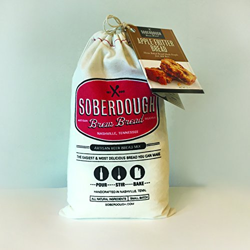Soberdough Beer Bread Mixes - Various flavors (Apple Fritter) (Soberdough Bread compare prices)
