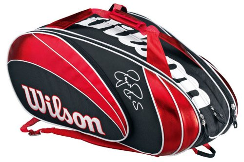 Wilson Federer 15 Pack Racket Bag