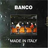 Made in Italy By Banco Del Mutuo Soccorso (2004-05-10)