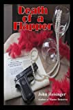 img - for Death of a Flapper (The Max Hurlock Roaring 20s Mysteries) book / textbook / text book