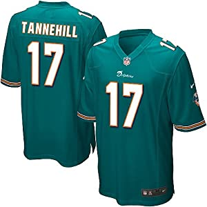 Nike Miami Dolphins Ryan Tannehill #17 NFL Youth Game Jersey (Small (8)) by Nike