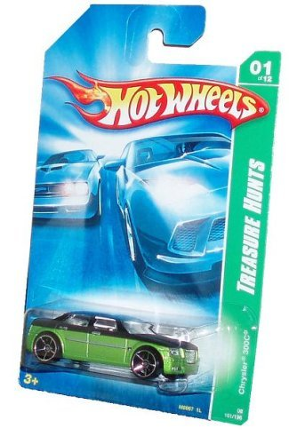 2008 Hot Wheels Treasure Hunts #01/12 Chrysler 300C