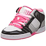 Osiris Nyc 83 Mid Girls Black/pink/silver - UK (3)