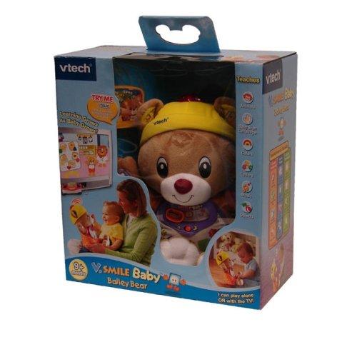 Imagen de VTech - V.Smile Baby - Bailey Goes To Town (Incluye controlador Bailey felpa oso)