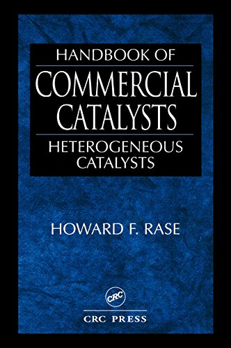Handbook of Commercial Catalysts: Heterogeneous Catalysts