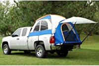 Sportz Truck Tent III with Mid Size Quad Cab Trucks (for Toyota Tacoma Model) from Napier