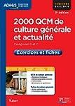 QCM de culture g�n�rale et actualit�...