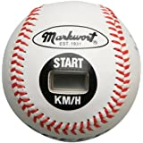 Markwort Speed Sensor Kilometer White Cover 9-Inch Baseball