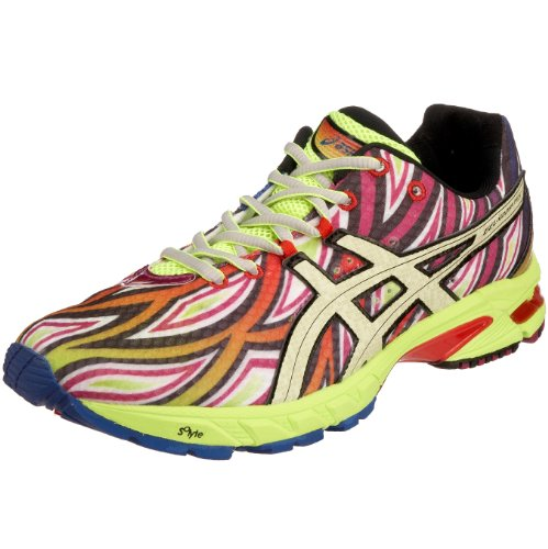 Asics Men's Gel Noosa Tri 5 Running Shoe Male Harlequin/Glowing Tiger T022N5500 13 UK