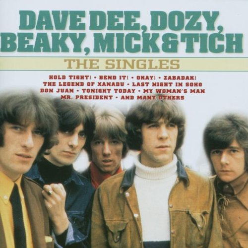 Dave Dee, Dozy, Beaky, Mick & Tich - The Legend Of Xanadu Lyrics - Lyrics2You