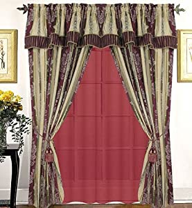 how to set up german drapes