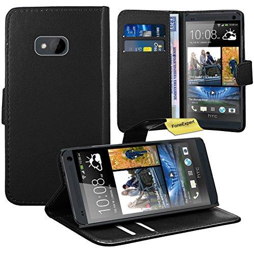 htc-one-m7-handy-tasche-foneexpertr-wallet-case-flip-cover-hullen-etui-ledertasche-lederhulle-premiu