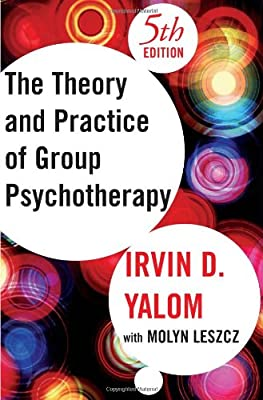 Theory And Practice Of Group Psychotherapy Fifth Edition