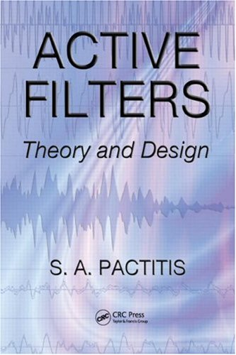 Active Filters: Theory and Design