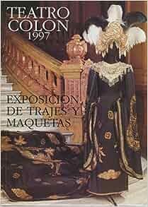 Teatro Colon Exposición de Trajes y Maquetas: Museum staff