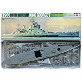 Tamiya Models King George V Battleship