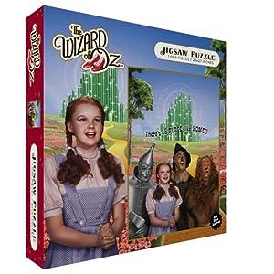 Wizard of Oz Movie No Place Like Home 1000 Piece Jigsaw Puzzle