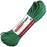 Paracord Planet 25 550lb Type III Kelly Green Paracord