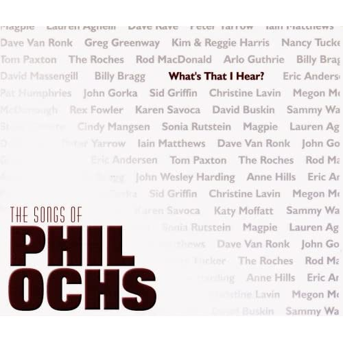 Amazon.com: Various Artists: What's That I Hear? The Songs of Phil