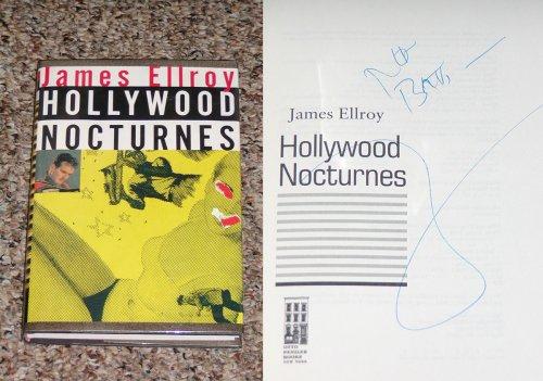 Hollywood Nocturnes, Ellroy,James