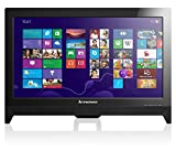 Lenovo C260 19.5-Inch All-in-One Desktop (57327436) Black