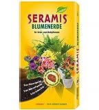 Seramis Blumenerde ohne Torf, 40 l