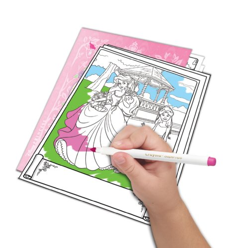 Imagen 5 de Disney Princess Crayola Historia Studio Craft Kit