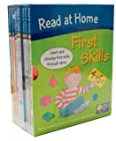 Read at Home: First Skills Pack of 8 Roderick Hunt