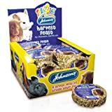Johnson's Harvest Feast for Hamsters and Gerbils 70g Bar