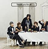 ViViD - Thank you for all(初回生産限定盤A)(DVD付)