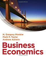 Business Economics Front Cover
