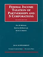 Federal Income Taxation of Partnerships and S Corporations,,  Supplement