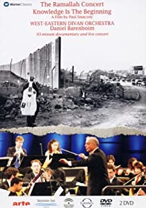 The Ramallah Concert Knowledge Is The Beginning [DVD] [NTSC]